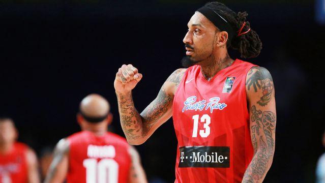 Puerto Rico vs. Cuba (First Round) (FIBA Americas)