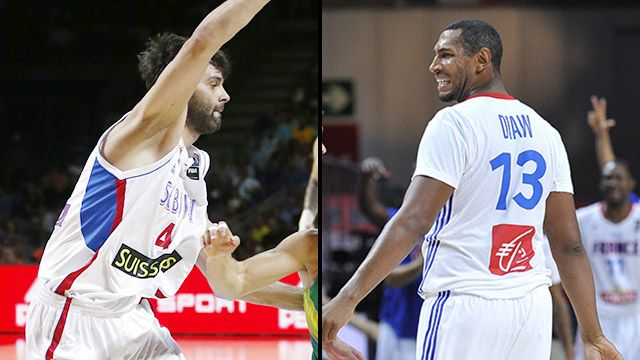 serbia france basketball live