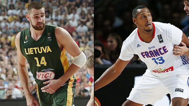 France vs. Lithuania (3rd Place Game) (FIBA Basketball World Cup)