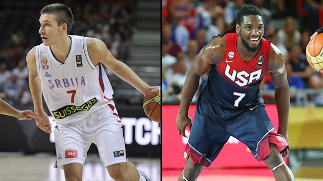En Espa�ol - 2014 FIBA World Cup (Final) (FIBA Basketball World Cup)