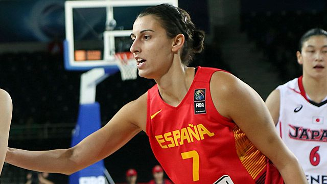 Czech Republic vs. Spain (Group Phase) (FIBA World Championship for Women)