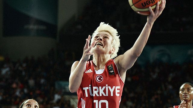 Turkey vs. Mozambique (Group Phase) (FIBA World Championship for Women)