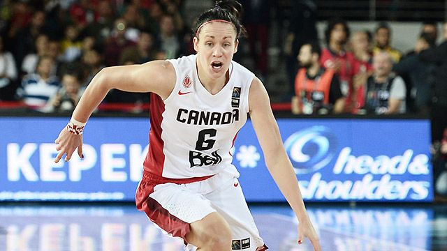 Canada vs. France (Group Phase) (FIBA World Championship for Women)