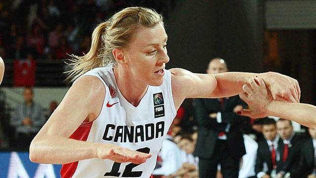 Canada vs. Czech Republic (Qualification Game) (FIBA World Championship for Women)