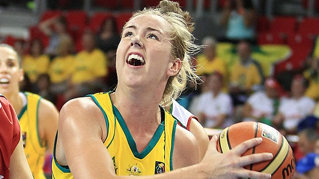 Canada vs. Australia (Quarterfinal #1) (FIBA World Championship for Women)