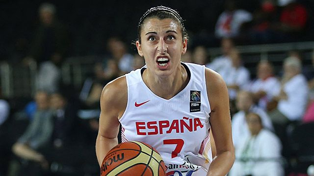 China vs. Spain (Quarterfinal #2) (FIBA World Championship for Women)