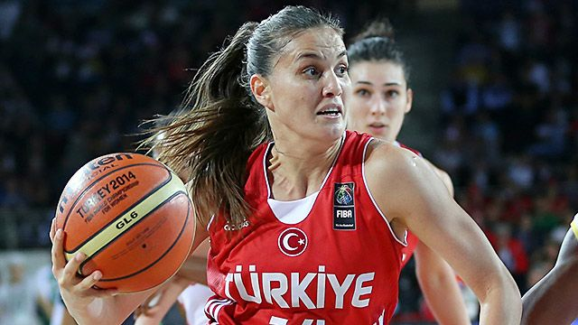 Serbia vs. Turkey (Quarterfinal #3) (FIBA World Championship for Women)