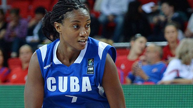 Cuba vs. Serbia (Qualification Game) (FIBA World Championship for Women)