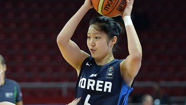Cuba vs. Korea (Group Phase) (FIBA World Championship for Women)