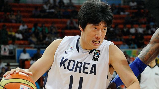 Korea vs. Angola (Group Phase) (FIBA World Cup)