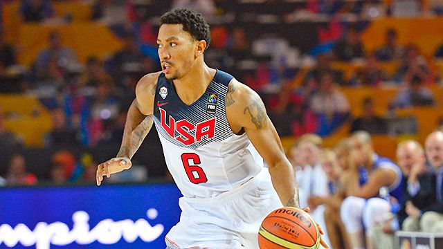 En Espa�ol - Nueva Zelanda vs. Estados Unidos (Group Phase) (FIBA Basketball World Cup)