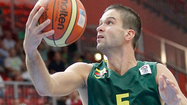Lithuania vs. Australia (Group Phase) (FIBA Basketball World Cup)