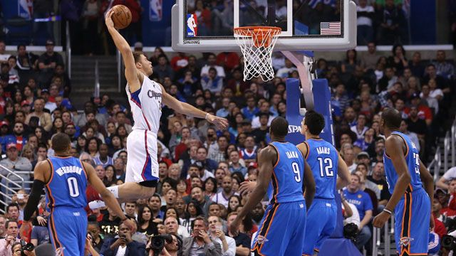 Oklahoma City Thunder vs. Los Angeles Clippers (re-air)