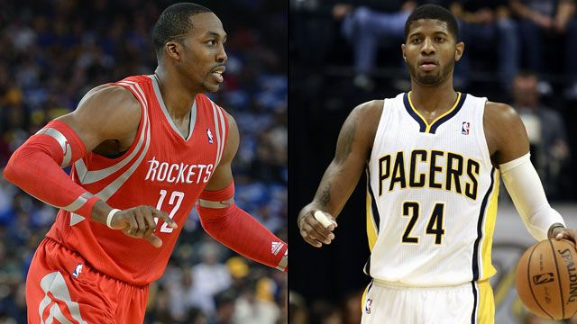 Houston Rockets vs. Indiana Pacers (re-air)