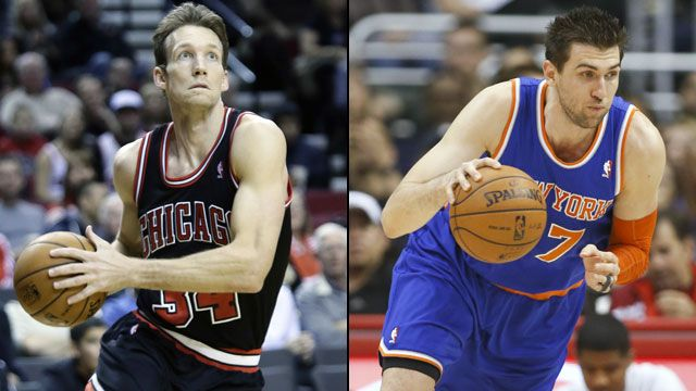 Chicago Bulls vs. New York Knicks