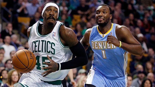 Denver Nuggets vs. Boston Celtics