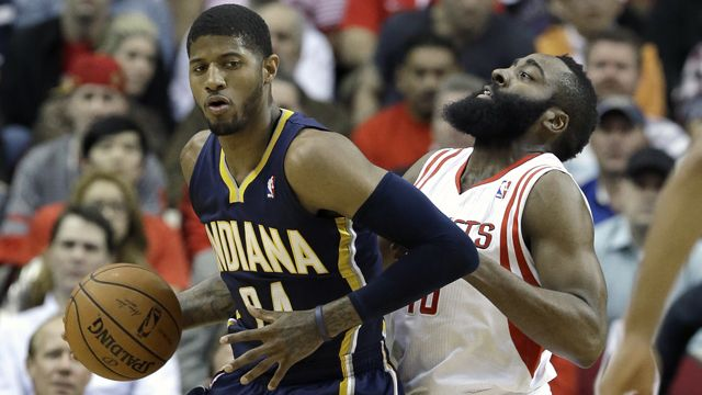 Indiana Pacers vs. Houston Rockets (re-air)