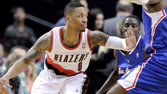 Los Angeles Clippers vs. Portland Trail Blazers (re-air)