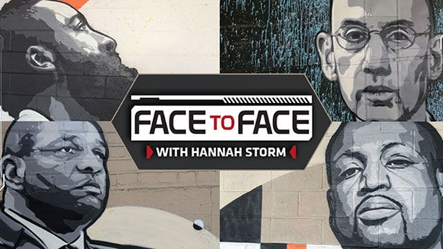 NBA Face To Face with Hannah Storm