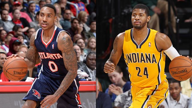 Atlanta Hawks vs. Indiana Pacers (First Round, Game 1)
