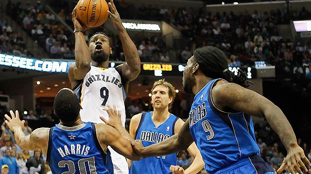 Dallas Mavericks vs. Memphis Grizzlies