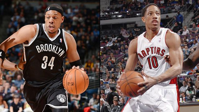 Brooklyn Nets vs. Toronto Raptors (First Round, Game 1)