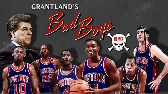 Grantland's Bad Boys Remix