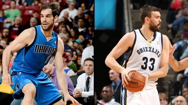 En Espa�ol - Dallas Mavericks vs. Memphis Grizzlies