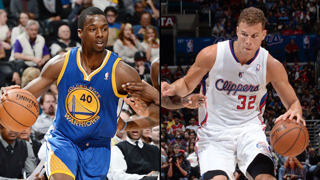 Golden State Warriors vs. Los Angeles Clippers (Primera Ronda)