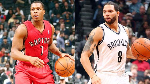 Toronto Raptors vs. Brooklyn Nets (First Round, Game 6)