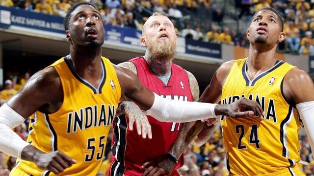 Miami Heat vs. Indiana Pacers (Conference Finals Game 1)