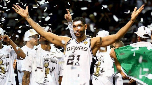 2014 NBA Champions San Antonio Spurs Parade