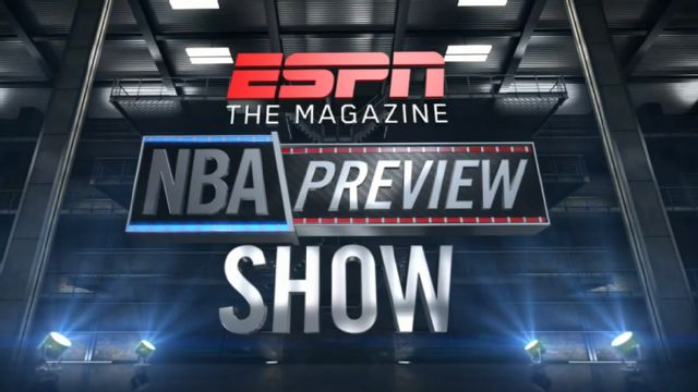 ESPN The Magazine: NBA Season Preview
