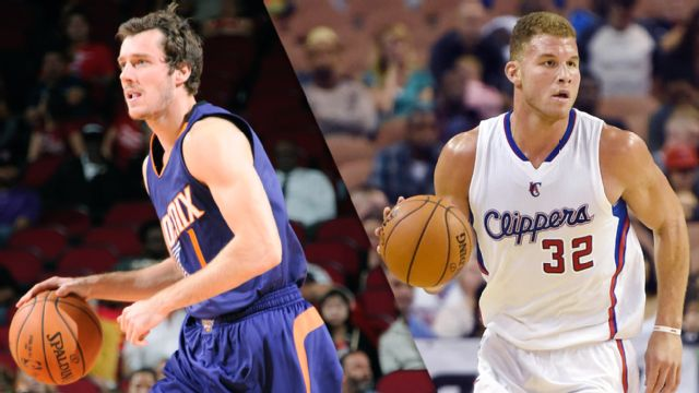 Phoenix Suns vs. Los Angeles Clippers (re-air)