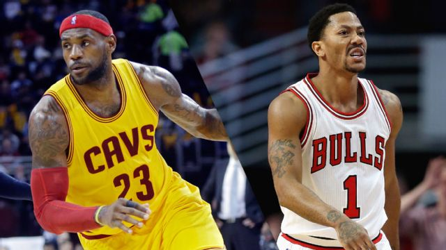 Cleveland Cavaliers vs. Chicago Bulls (re-air)
