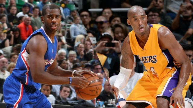 Los Angeles Clippers vs. Los Angeles Lakers (re-air)