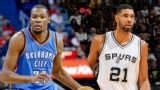 Oklahoma City Thunder vs. San Antonio Spurs