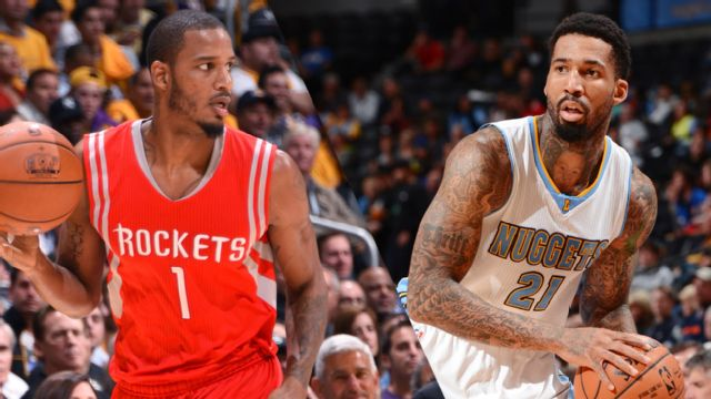 In Spanish - Houston Rockets vs. Denver Nuggets