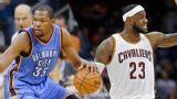 Oklahoma City Thunder vs. Cleveland Cavaliers