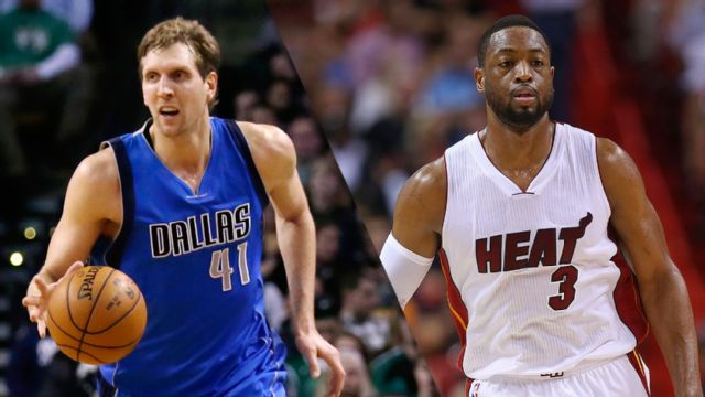 Dallas Mavericks vs. Miami Heat