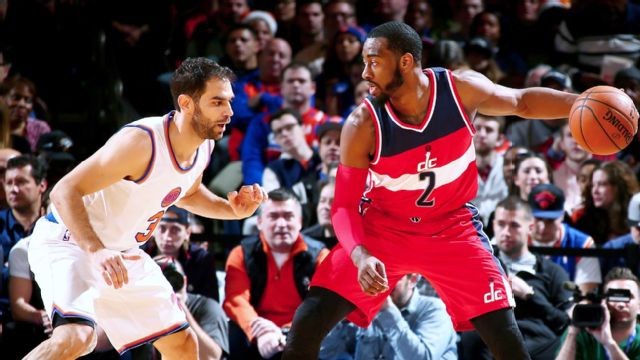 Washington Wizards vs. New York Knicks