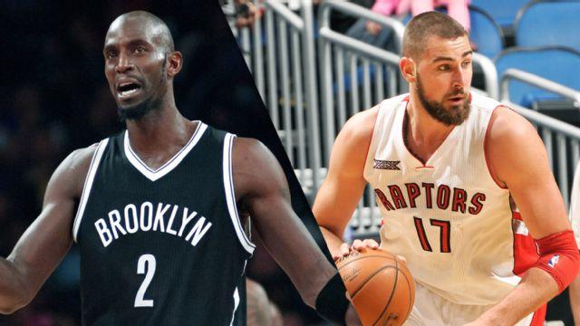 In Spanish - Brooklyn Nets vs. Toronto Raptors