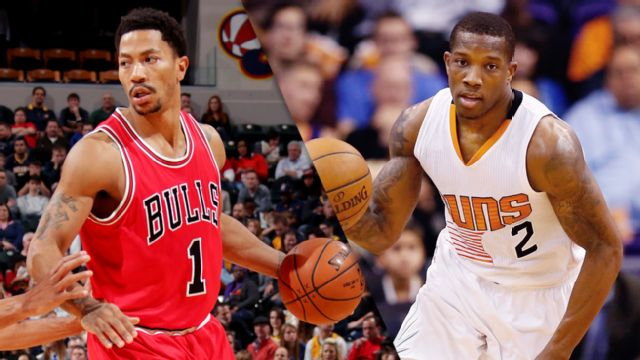 Chicago Bulls vs. Phoenix Suns