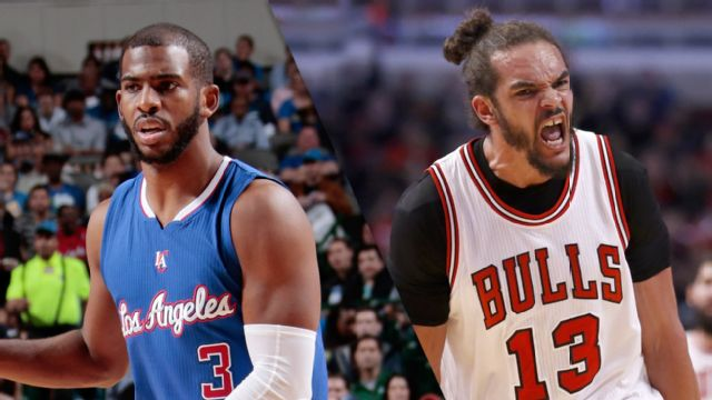 Los Angeles Clippers vs. Chicago Bulls