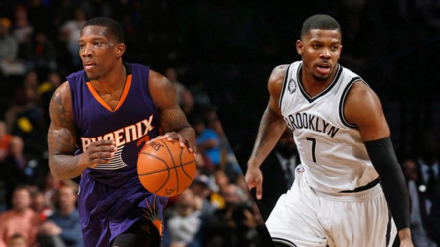 Phoenix Suns vs. Brooklyn Nets