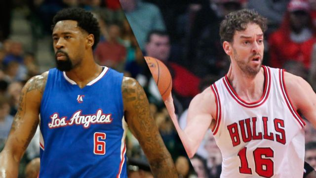 In Spanish - Los Angeles Clippers vs. Chicago Bulls