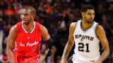 Los Angeles Clippers vs. San Antonio Spurs (First Round, Game 4)