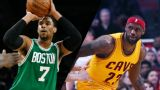Boston Celtics vs. Cleveland Cavaliers (First Round, Game 1)