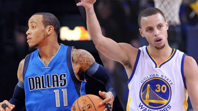 Dallas Mavericks vs. Golden State Warriors