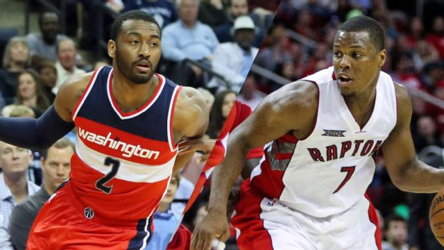 Washington Wizards vs. Toronto Raptors (First Round, Game 1)